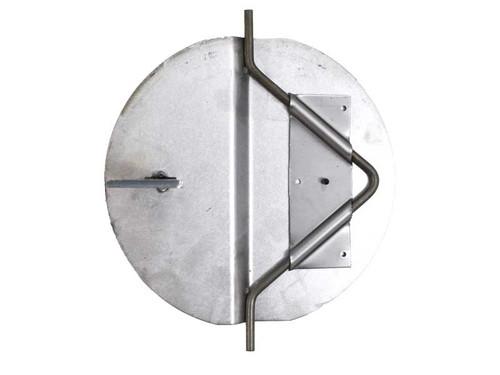 """Heat N Glo 8"""" Damper Assembly - Short (32828)"""