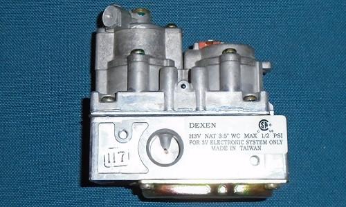 Heat N Glo IPI Gas Valve - NG (2166-308)
