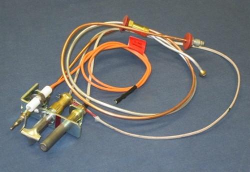Heat N Glo Pilot Assembly w/Tube - LP (446-511A)
