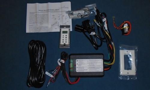 Heat N Glo Multi Function Wall Switch (WSK-MLT)