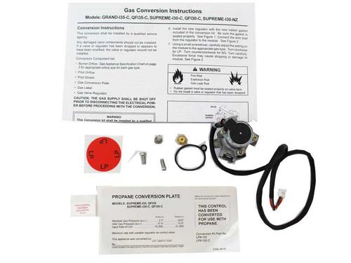 Heat N Glo Conversion Kit - LP (LPK-I30-C)