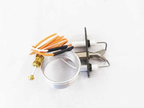 Heat N Glo Grand Oak Gas Log Set Pilot Assembly - NG (07-1024)