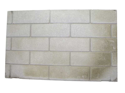 Heat N Glo & Heatilator Back Refractory (17179B)