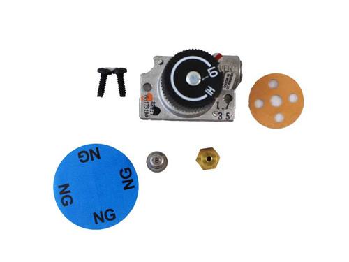 Heat N Glo Conversion Kit - NG (NGK-550TR-C)