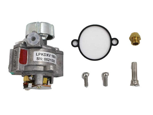 Heat N Glo Conversion Kit for IntelliFire - LP (LPK-PALOMA-MOD)