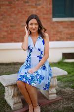 Whirlaway Dress
