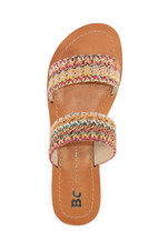BC Shoes Perfectly Crafted Multi Sandal