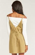 Remington Dress - Chers Plaid