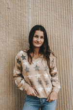 Cozy Star Sweater