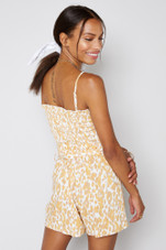 Sadie & Sage - Beach Comber Paper Bag Shorts