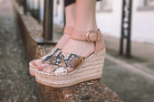 Amari Wedge Sandal