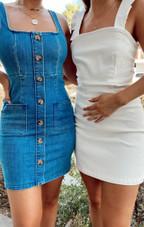 Ruthie Ruffle Dress