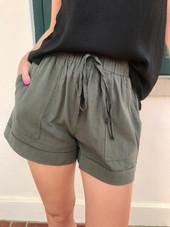 Lily Drawstring Shorts