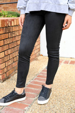 Emmy Suede Leggings