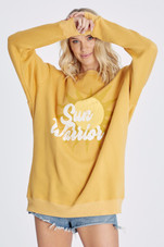 Wildfox Sun Warrior Sweatshirt at L.A. Green