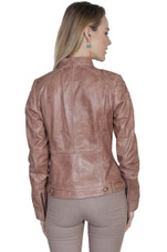 Dana's Real Leather Jacket