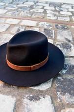 Harper Hat Black