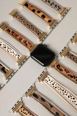 Animal Print Watch Band
