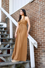 Take Me to Greece Dress
