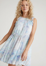Iridescent Dahl Tea Dress