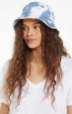 Twill Tie-Dye Bucket Hat