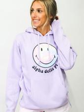 You Make Me Smiley Sorority Sweatshirt