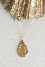 John 3:16 Pendant Necklace