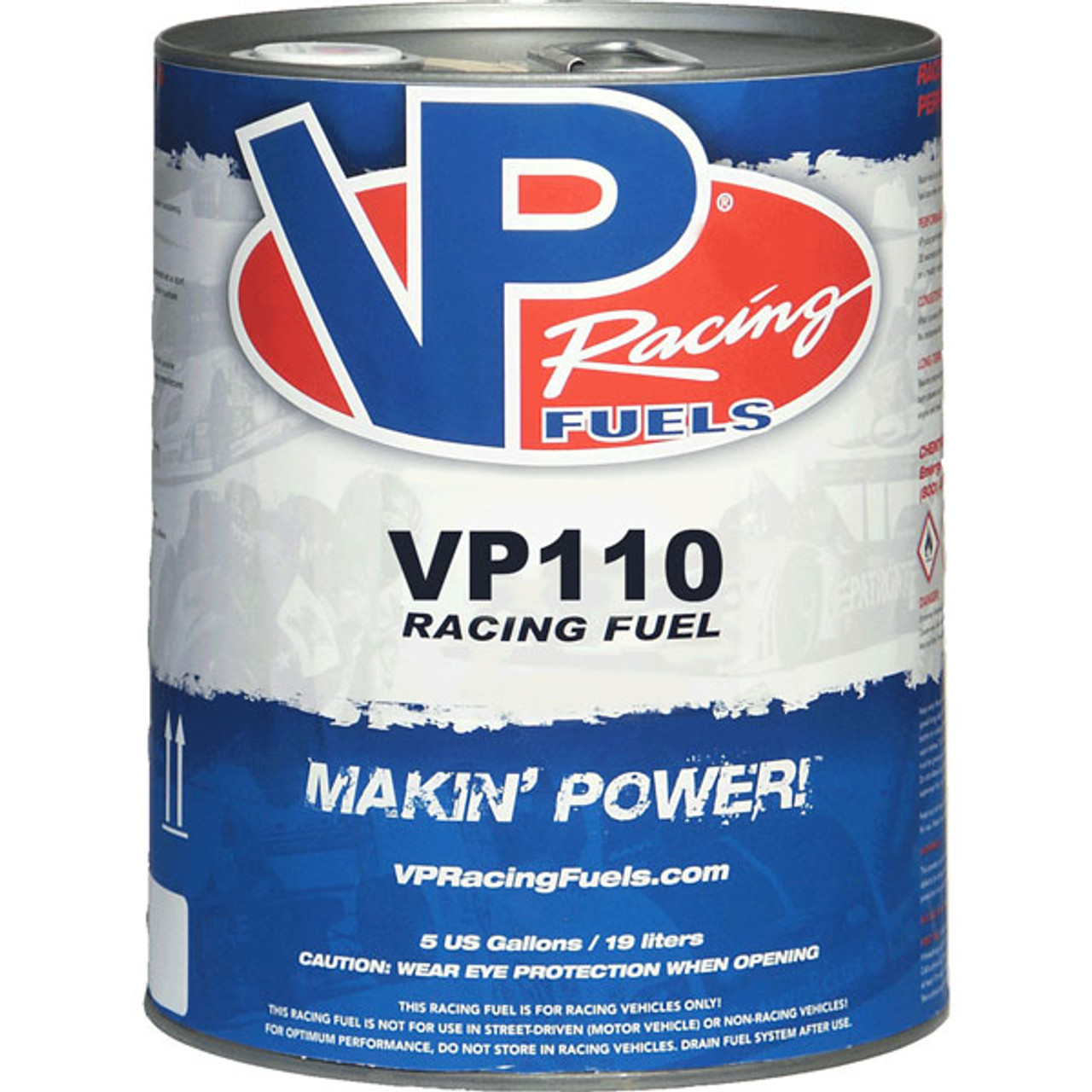 VP VP110 Race Fuel (5 Gallon)