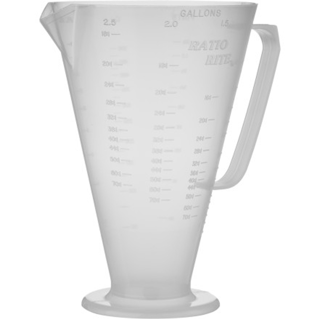 Ratio Rite Premix Gas Fuel Oil Mixer Mixing 2-Stroke Measuring Cup With Lid,cap