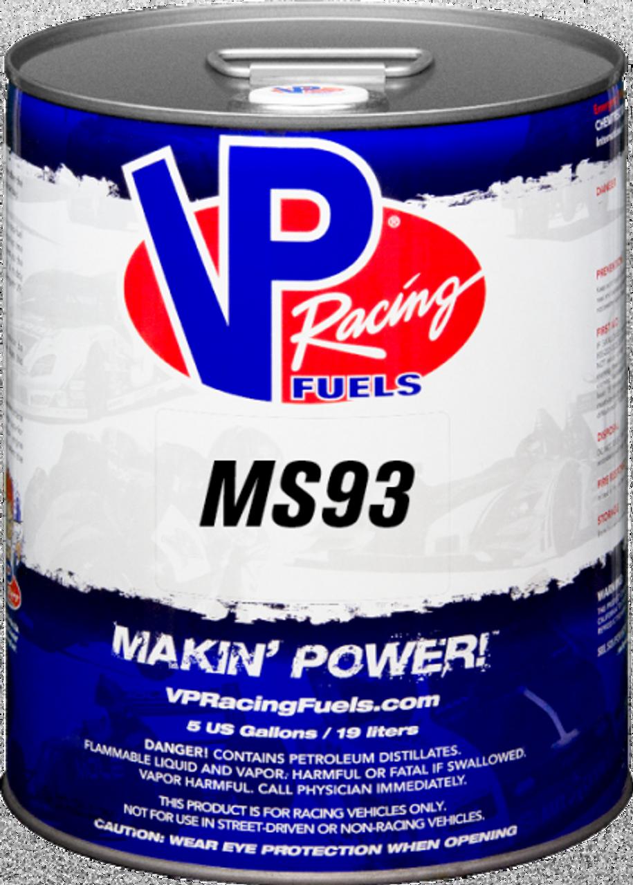 VP MS93 Race Fuel (5 Gallon)