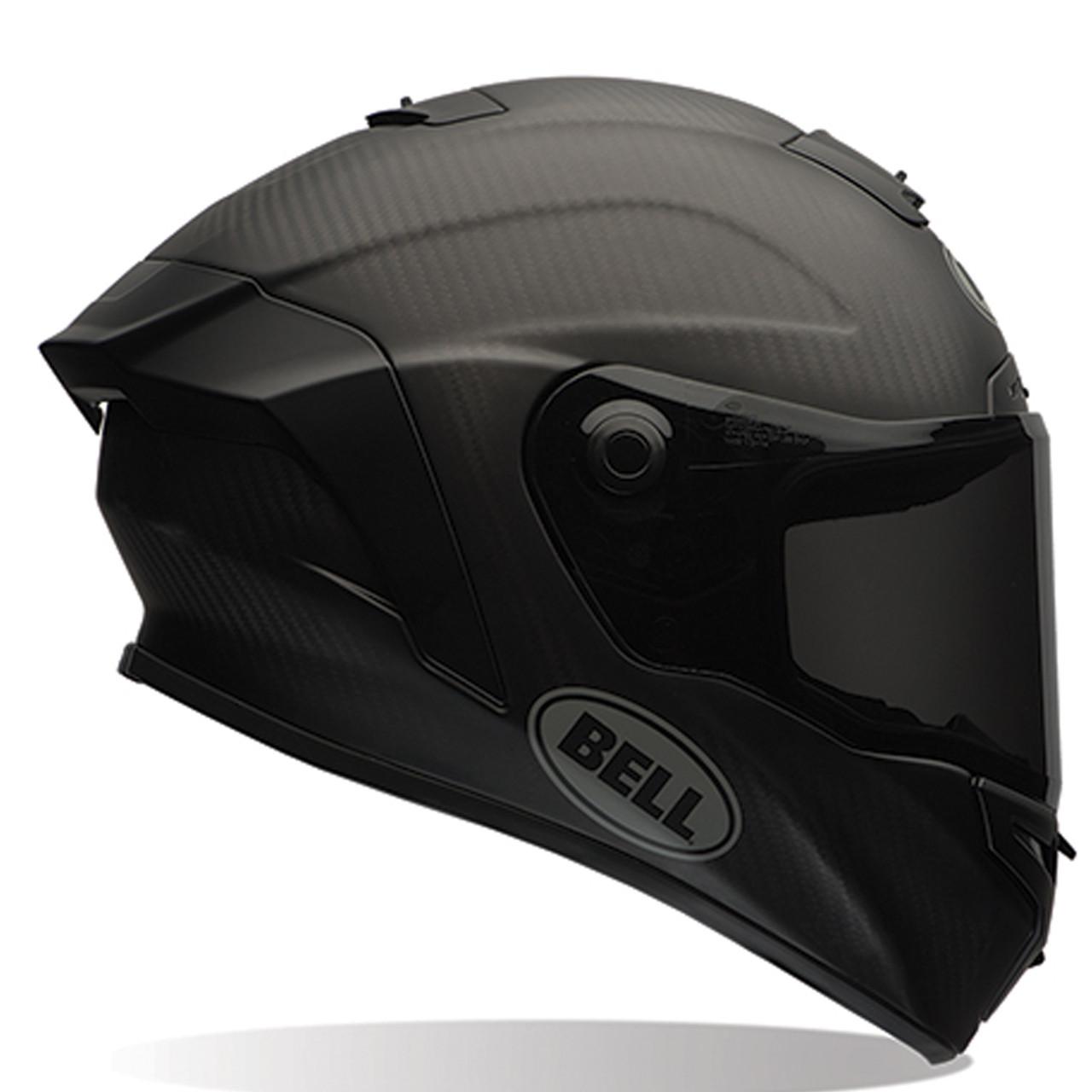 Bell Motorcycle Helmet >> Bell Race Star Dlx Fullface Helmet