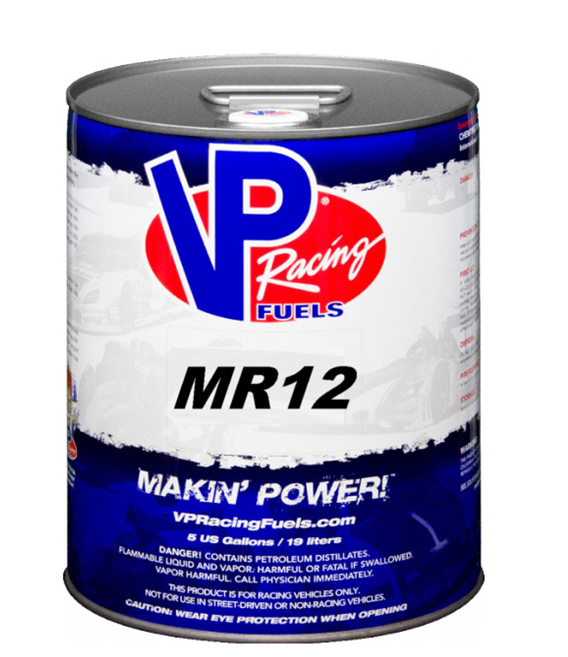 VP MR12 Race Fuel (5 Gallon)