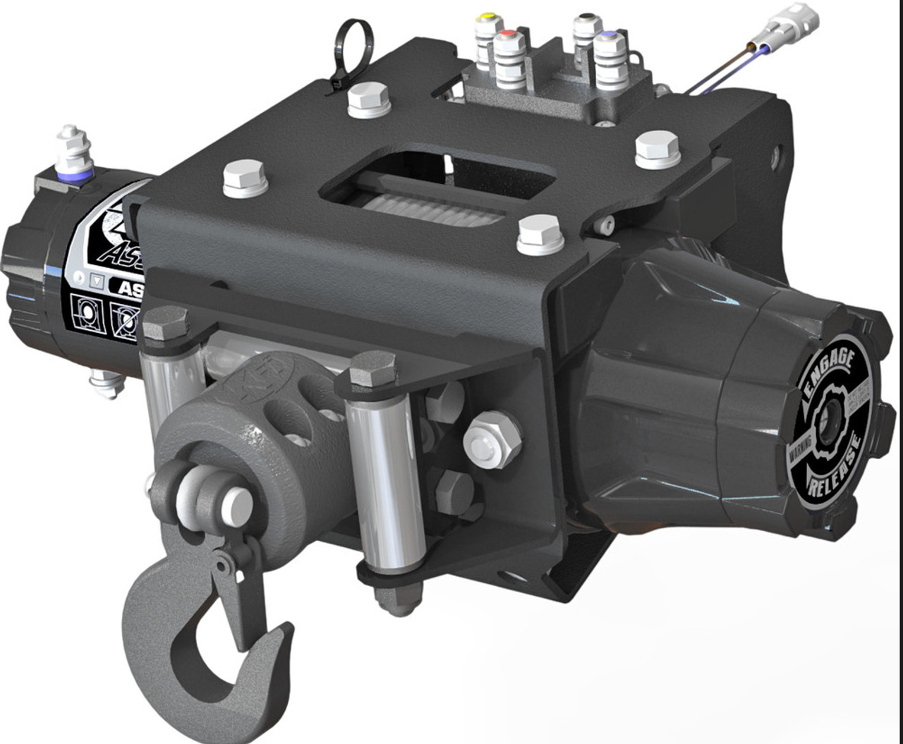 KFI WINCH MINI ROCKER