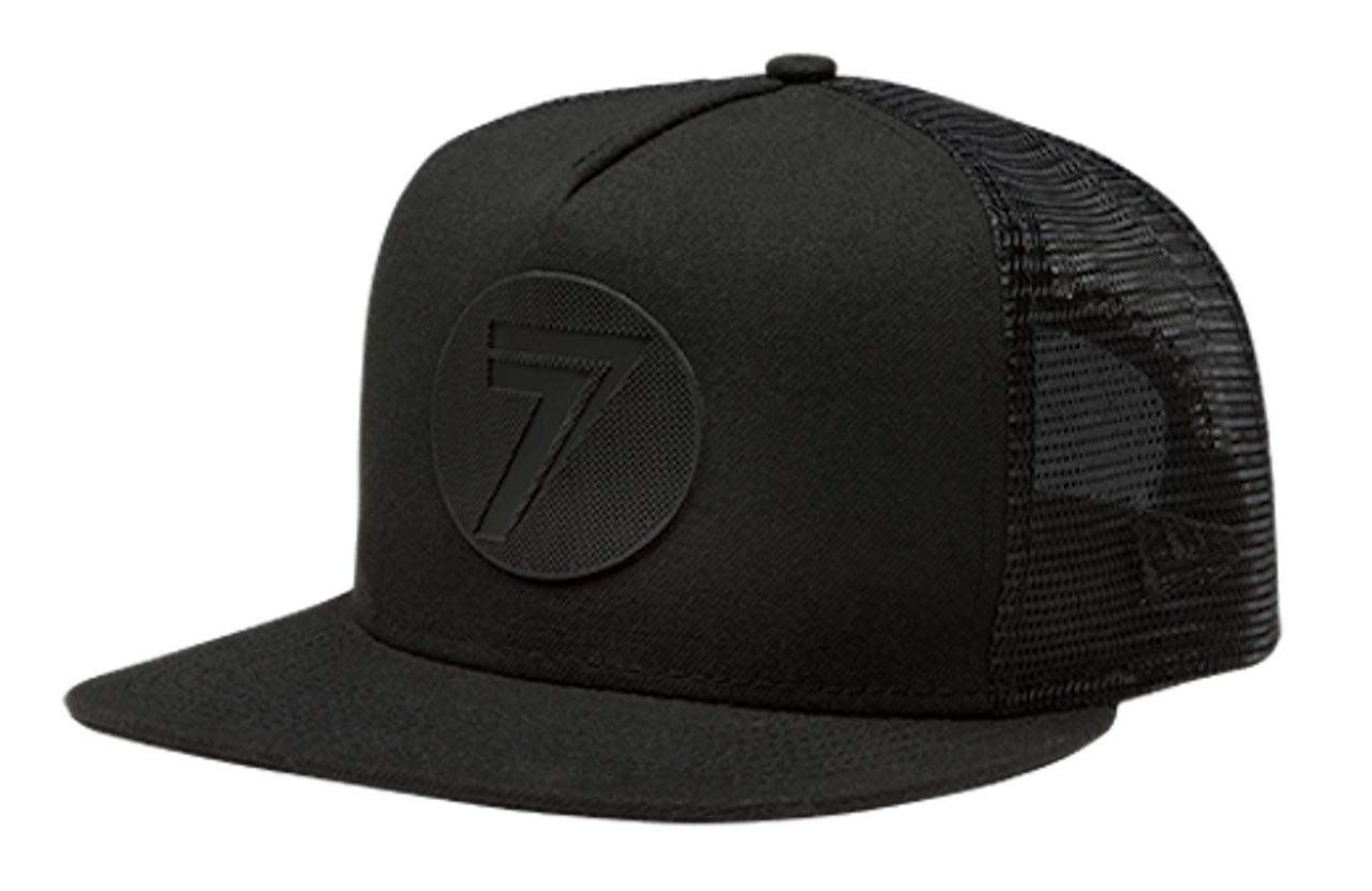 a1df6544 Seven Dot Snapback Hat | Motocross Hat |Motorcycle Hat - Performance ...