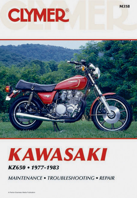 Yamaha DT and MX Series Singles M412 published by Clymer Publications Edition by Scott third 1977-83: Clymer Workshop Manual 1990 E 3rd