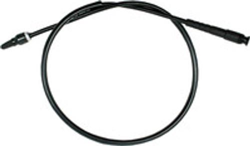 MOTION PRO BLACK VINYL SPEEDO CABLE 02-0280 MC Honda