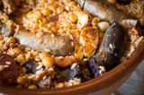Baked Rice with Sausages (Arroz al Horno)