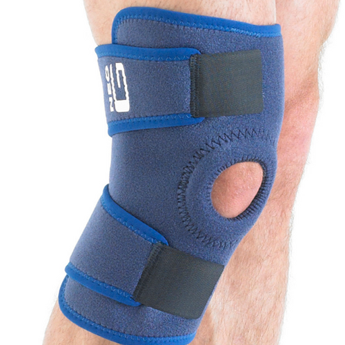 NEO G OPEN KNEE SUPPORT IN USE 2