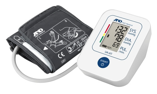 HOME BLOOD PRESSURE MONITOR WITH CUFF