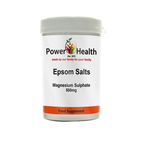 Epsom Salts 500g