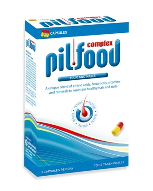 PILFOOD COMPLEX CAPSULES FOR HAIR BOX