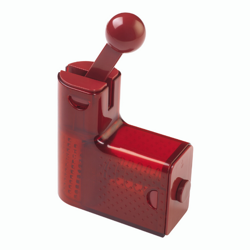 RATCHET GRATER RED
