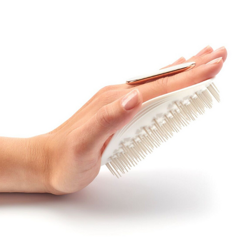 MANTA HAIR BRUSH WHITE