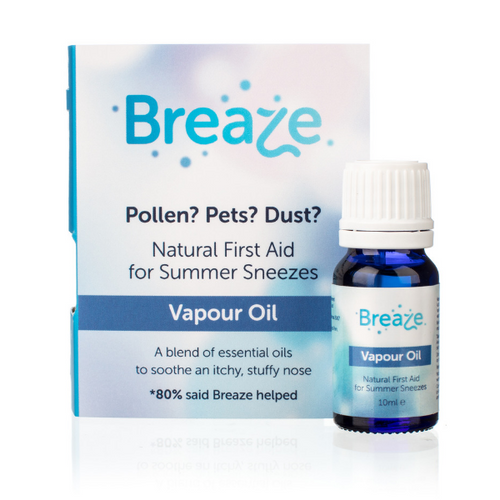 BREAZE VAPOUR OIL