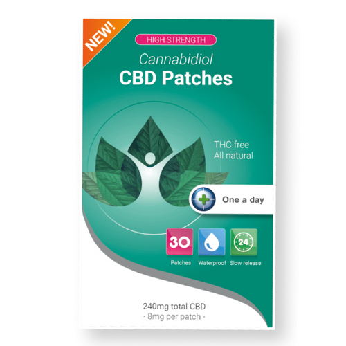 CBD Patch 8mg