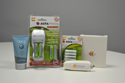 KNEEASE - PAIN THERAPY BUNDLE