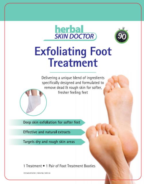 Exfoliating Foot Treatment Socks
