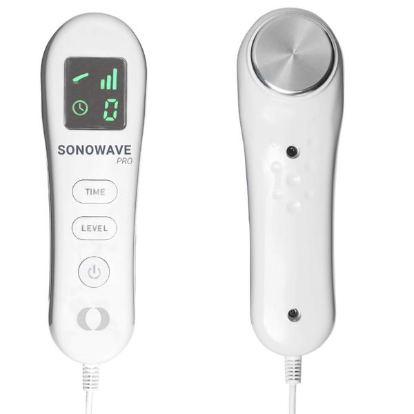 Sonowave ultrasound handheld device