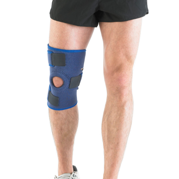 NEO G OPEN KNEE SUPPORT IN USE