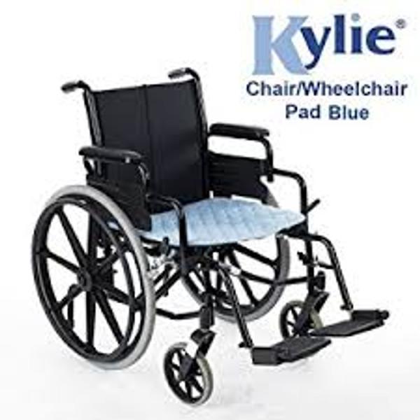 KYLIE® CHAIR PADS BLUE